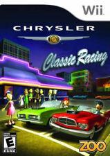 Chrylser Classic Racing WII New Nintendo Wii