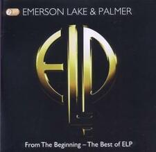 EMERSON LAKE & PALMER - From The Beginning-The Best of - CD - ELP