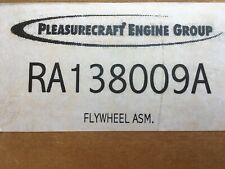 Crusader or Pleasurecraft Marine Flywheel Assembly (RA138009A)