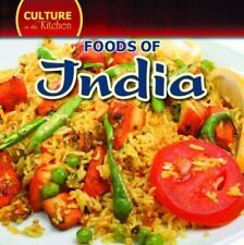 Foods of India (Culture in the Kitchen)-ExLibrary