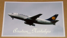 Lufthansa Collectable Airline Photographs