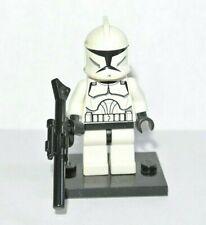 LEGO Star Wars : Clone Trooper - minifig figurine - set 7675 sw201 sw0201