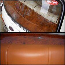 Wurzelholz Hutablage Mini Austin Cooper Classic - Burl walnut parcel shelf