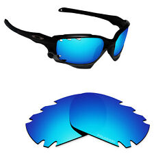 Hawkry SaltWater Proof Ice Blue Replacement Lenses for-Oakley Jawbone Vented