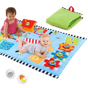 Tappeto sensoriale multiattività per neonati