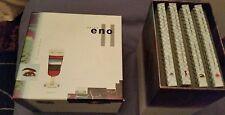 BRIAN ENO - Volume 2: Vocal 3cd Box set (Roxy Music/David Byrne/John Cale)
