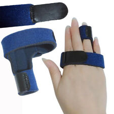 Adjustable Trigger Finger Splint Metallic Hand Orthotics Braces Straightening