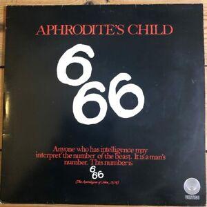 6641 581 Aphrodite's Child - 666 - 2 LP set