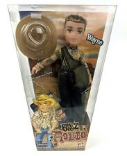 2006 Mga Bratz Boyz Rodeo Wayne 10� Boy Fashion Doll Nrfb Nib