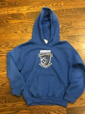 Kids Youth Small Hooded Sweatshirt Chicago Northwinds Soccer