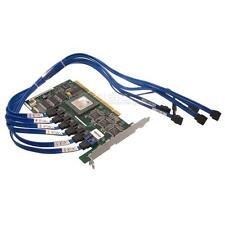 Dell RAID Cont. CERC 6-CH/64MB/SATA-150/PCI XD084/PD637