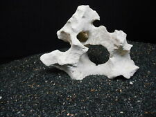 New listing Holey Rock Aquarium Fish Reptile Cave Tank Display Freshwater Marine Saltwater