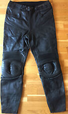 Lookwell Motorcycle Motorbike Leather Trouser Size UK30 Euro50
