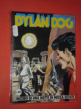 DYLAN DOG- di tiziano sclavi-N°36 a -ORIGINALE 1° EDIZIONE -BONELLI-PRIMA STAMPA