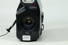 Yashica Samurail X3.0 Camera!! Half Frame!! TESTED!!!