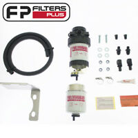 FM615DPK Fuel Manager Kit Removes 99% water - Landcruiser 70 Series Single Batt