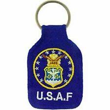 Embroidered Key Chain - USAF EMBLEM LOGO