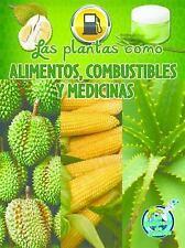 Las plantas: fuentes de alimento, conbustible y medicine (Mi Biblioteca de Cienc