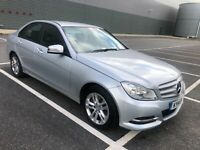 MERCEDES C220 EXECUTIVE SE CDI 2014 AUTOMATIC