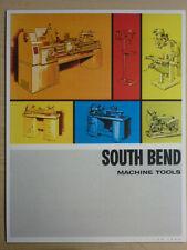 1967 South Bend Machine Tools Sales Catalog