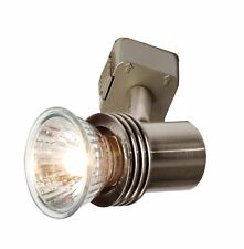 Robus Petite RS806GZ-13 Brushed Chrome Track Light - Additional Fitting For Kit