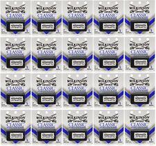 100 Wilkinson Sword CLASSIC Double Edge Razor Blades - 20 packs of 5 =100