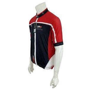 Safatti Cycling Jersey Camisa MC Red Always Bike Mens 3XL