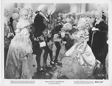NAUGHTY MARIETTA orig MGM lobby still photo JEANETTE MACDONALD/ELSA LANCHESTER