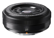 Fujifilm XF 27mm F2.8 - Black Proper10 for 10 off