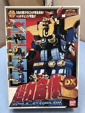 Ohranger Choriki Dx Bandai Made IN Japan Sentai Robot Perfect et New