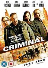 CRIMINAL (DVD) (New)
