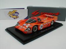 """Spark S5520 - Porsche 956 Le Mans 1983 No.34 """" L. Perkins - P. Brock """" 1:43 NEU!"""