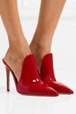 Womens Fashion Sexy Nightclub Sandals Pumps High Heel Slip On Pointed Toe Shoes