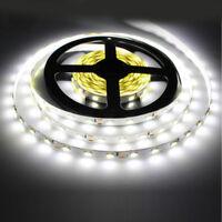 Non-Waterproof 5M SMD 3528 300Leds Flexible Warm Cool White 12V LED Strip Light