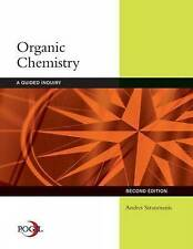 Organic Chemistry: A Guided Inquiry: Student Text by Straumanis, Andrei | Paperb
