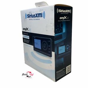 SiriusXM XEZ1V1 Onyx EZ Satellite Radio with Vehicle Kit - Black