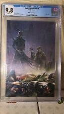 Dark Nights: Metal 4 CGC 9.8 Mattina Virgin Variant LTD 600 🔥🔥