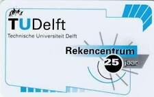 Telefoonkaart / Phonecard Nederland CRE212 ongebruikt - TU Delft