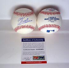 GARRY KASPAROV CHESS GRANDMASTER SIGNED AUTOGRAPH MLB BASEBALL PSA/DNA COA