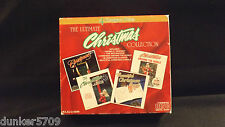 THE ULTIMATE CHRISTMAS COLLECTION 4 CDS 1993 CANADA