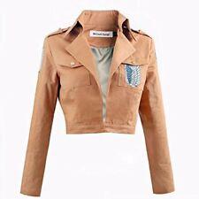 Attack on Titan Uniform Jacke des Aufklärungstrupp, Größe: S - XXL