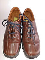 Shoes JOSEF SEIBEL COMFORT Lace Up Brown Leather Womens Size 6