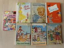 Kinderbuch: 7 Mädchenbücher aus den Fifties !!! Ury, Spyri, Schlinkert u.a.
