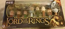Lord of the Rings Collector's Series PEZ 8-pack