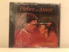 Luis Miguel - Lucerito Fiebre De Amor CD (Out Of Print, Factory Sealed)