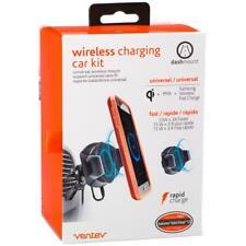 Ventev Qi Wireless Charging Car Kit Universal Samsung Fast Charge Bran NEW UK