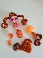 LOL Surprise Doll Hair Vibes Peanut Buttah and Accessories