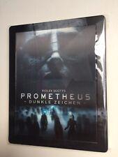 Prometheus 3D Media Markt Exklusiv Steelbook Lenticular blu ray Wie Neu