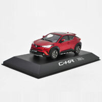 1:43 Scale Toyota C-HR SUV Off-road Model Car Diecast Toy Replica Collection Red