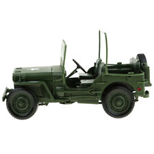 1:18 Scale Willys WWII Jeep SUV Car Military Playset Toys Party Favors